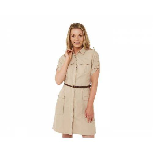 Craghoppers blousejurk Savannah NosiLife dames beige - Beige