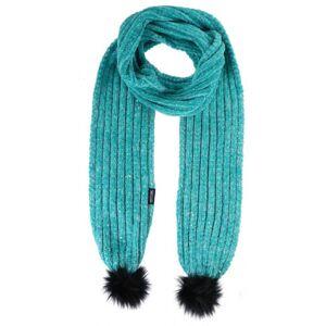 Regatta wintersjaal Hedy Lux junior acryl aqua maat one size - Aqua