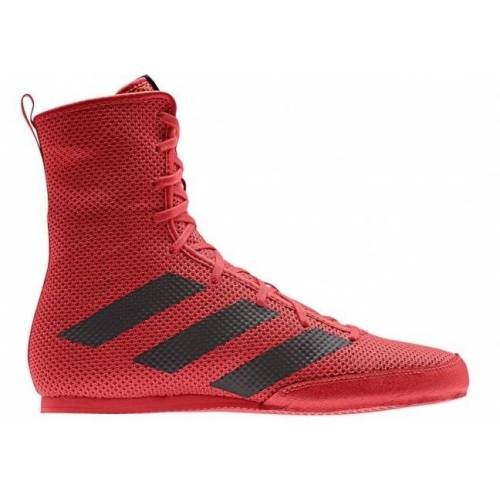 adidas Box Hog 3 boksschoenen rood heren - Rood