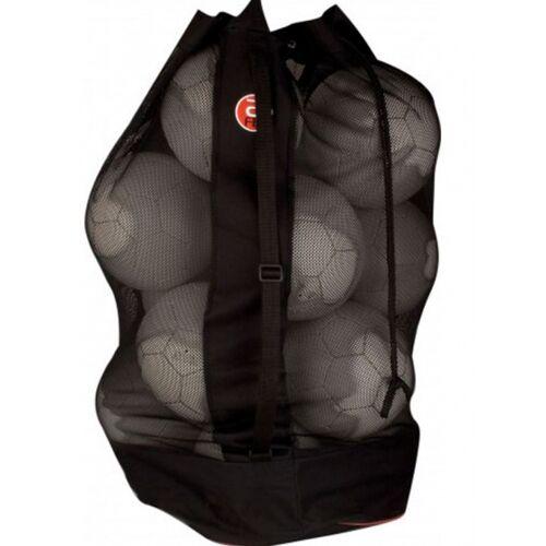 Avento Ballennet Voor 12 15 Ballen Zwart - Zwart