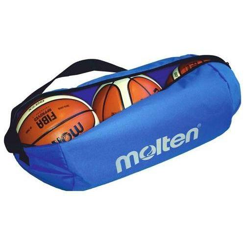 Molten ballentas voor basketballen 56,8 liter blauw - Blauw