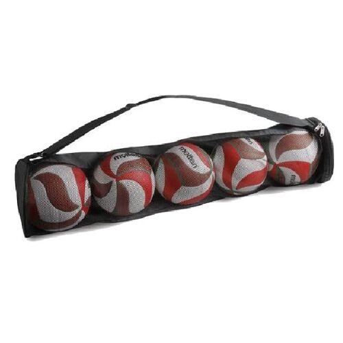 Sportec ballentas voor basketballen unisex zwart - Zwart