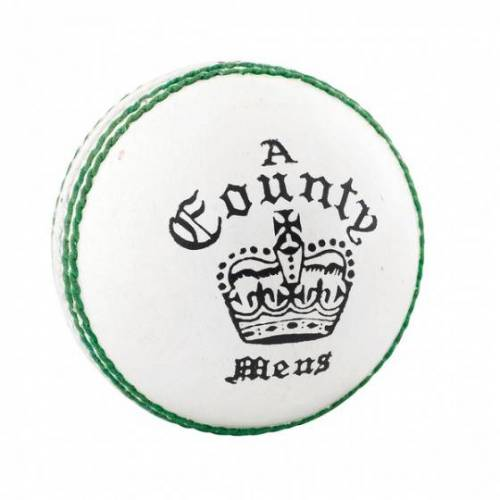 Readers Readers County Crown Cricket Ball - Wit