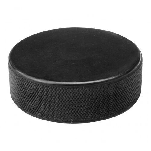 SWD Officiele ijshockey Puck Zwart 1 Stuks - Zwart