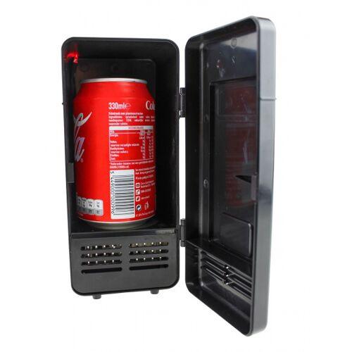 United Entertainment USB mini koelkast - Zwart