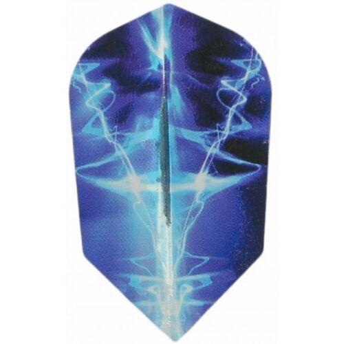 Unicorn flights Core slim 75 micron blauw bliksemschicht - Blauw