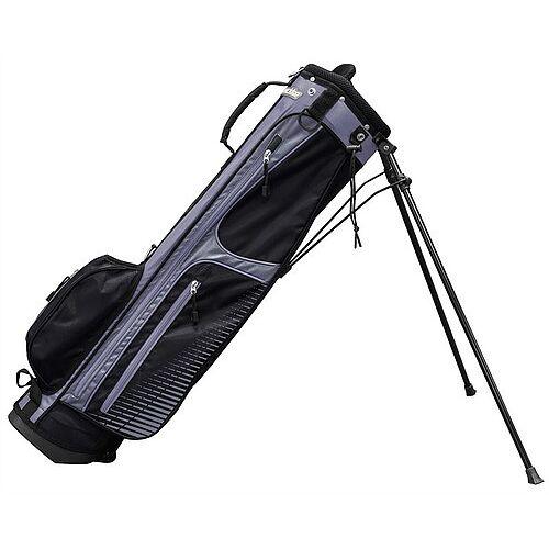 Longride Golftas Weekend 50 X 44 X 89cm Nylon Zwart/zilver
