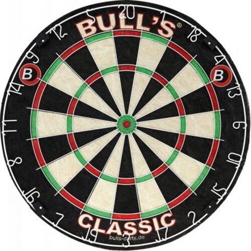 Bull's dartbord Classic Bristle 45 cm - Zwart