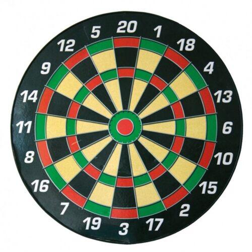 Bull's dartbord magnetisch met dartpijlen 40,5 cm - Multicolor