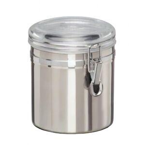 Mato voorraadblik Bollek RVS 1 literzilver - Zilver