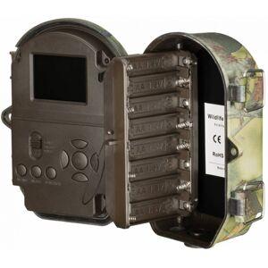 Bresser wildcamera Full HD 7,7 x 10,8 x 15,1 cm groen - Multicolor