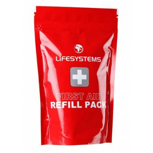 Lifesystems navulverpakking voor verband Dressing Refill Pack - Rood