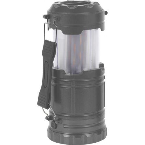 Redcliffs campinglamp 40 lumen 14 cm 2W grijs - Grijs