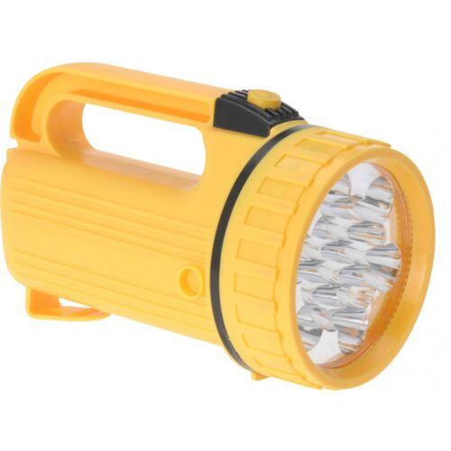 Redcliffs campinglamp LED 20 cm geel - Geel