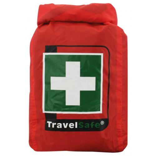 TravelSafe Ehbo set Waterproof 15 x 11 cm polyester rood 45 delig - Rood