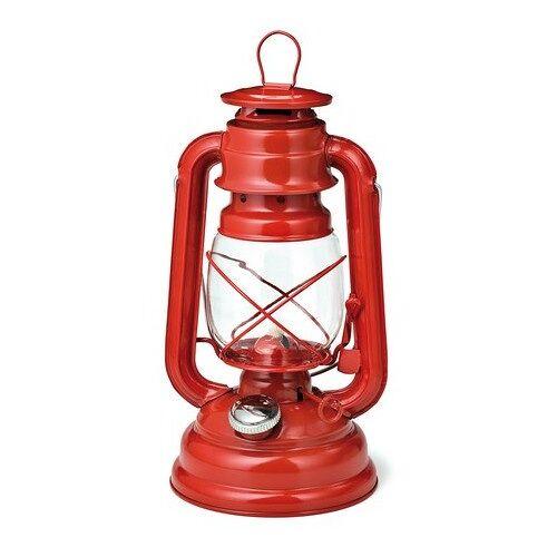 Boomex olielamp 24,5 cm rood - Rood