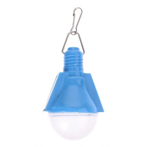 VDM Solarlamp zonne energie blauw 4 stuks - Blauw
