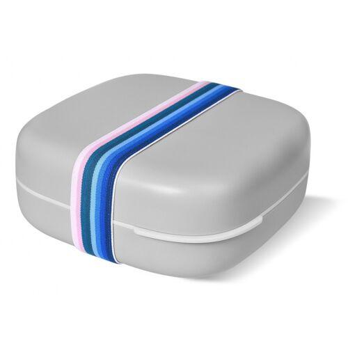 Hip lunchbox OBP Bento lunchbox 1,3 liter 18 x 7,3 cm wit