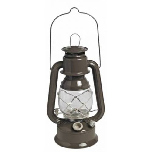 Guillouard olielamp Lucile 14 x 30 cm staal/glas taupe - Taupe