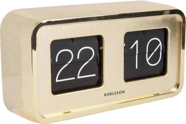 Karlsson flipklok Bold 26,5 x 14...
