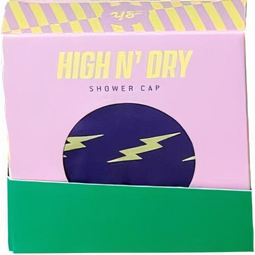Yes Studio douchemuts High N' Dry polyester roze 6 stuks - Roze