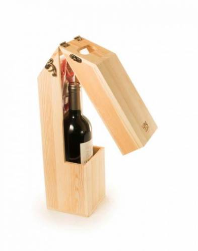 Rackpack wijnbox en tafellamp Wi...