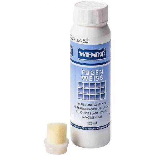 Wenko voegen witmaker 125 ml wit 2 delig - Wit