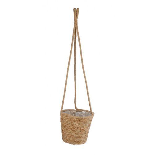 Gifts Amsterdam hangmand 'Arno' 18x18x18 cm touw naturel