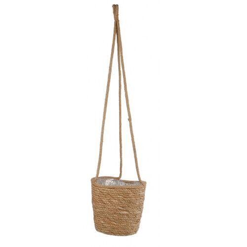 Gifts Amsterdam hangmand 'Arno' 20x20x17,5 cm touw naturel