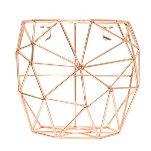 Tak Design hangmand Thanwa 15 x 13 cm staal koper S - Koper
