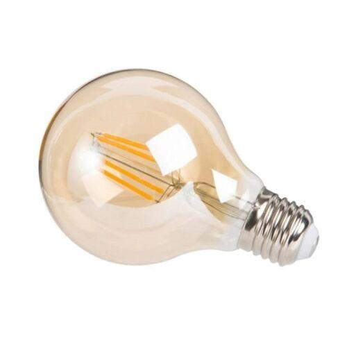 Rox Living decoratieve led lamp Amber 4W 17,5 cm glas warm wit