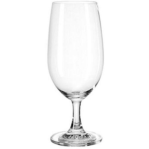 Montana bierglazen First+ 430 ml transparant 6 delig - Transparant