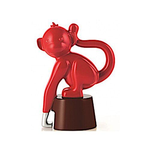 E-my E my flesopener Joe 8,5 x 4,5 cm ABS/staal rood - Rood