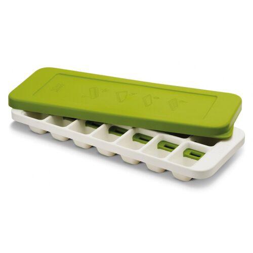 Joseph Joseph ijsblokjesvorm QuickSnap 31 x 13 cm groen/wit - Groen,Wit