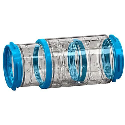 Ferplast speelgoedbuis knaagdieren 12,5 x 6 cm blauw