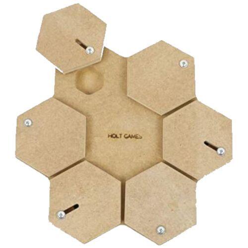 Holt Games intelligentiespeelgoed Tortuga 30 x 29 cm hout