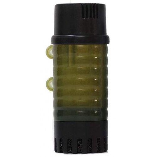 Ziss aquariumfilter ZB 200 7,5 x 20,5 cm groen/zwart 10 delig
