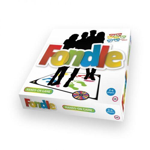Erotisch Spel - Fondle Game -