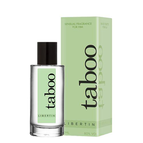Ruf Taboo Libertin Parfum Voor Mannen 50 ML - Transparant