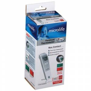 OTC Solutions Microlife Infrarood Touch-Free Voorhoofdthermometer NC150