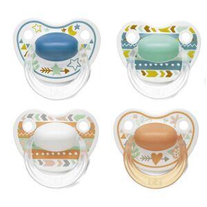 OTC Solutions Bibi Fopspeen Happiness Dental Trends Duo 6-16 Maanden