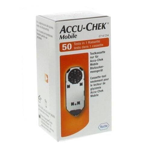 Roche Diagnostics Accu-Chek Mobile Test Cassette