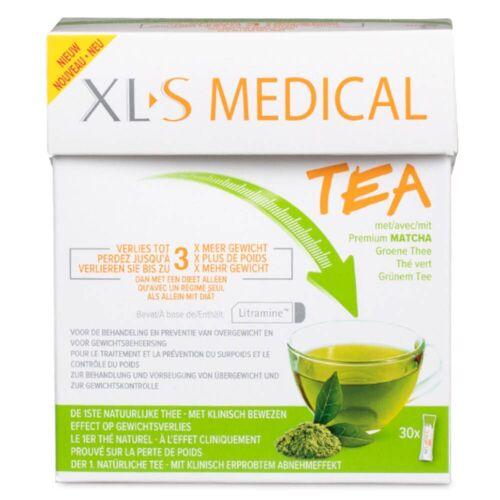 Perrigo Belgium NV XL-S Medical Tea - Ondersteunt je Dieet en Helpt je om Af te Vallen