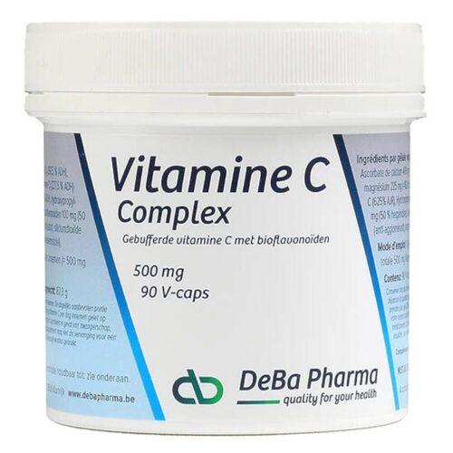 Deba Pharma Vitamine C Complex 500 mg + Bioflavonoïden