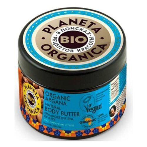 Europharma Group Planeta Organica Biologische Body Butter Argan
