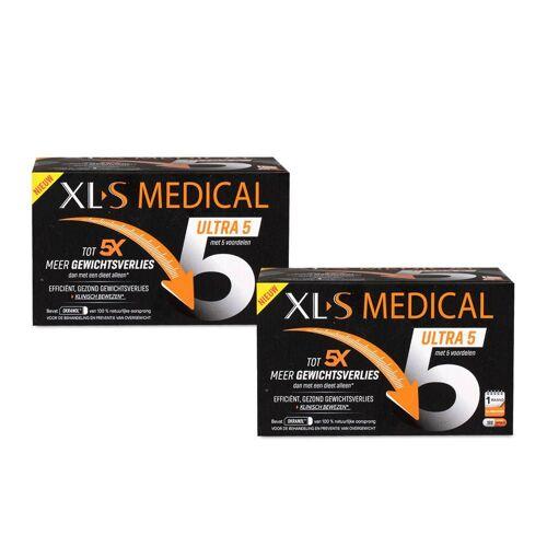 Perrigo Belgium NV XL-S Medical Ultra 5 Gezond Gewichtsverlies DUO