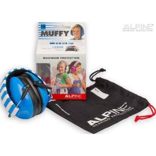Array Alpine Muffy blue oorkappen