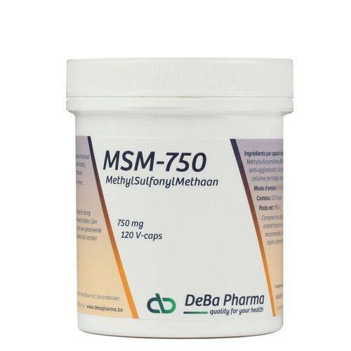 Deba Pharma Deba MSM 750 mg