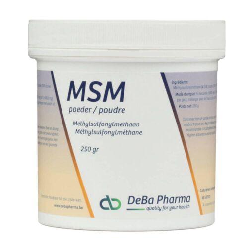 Deba Pharma Deba MSM Poeder*