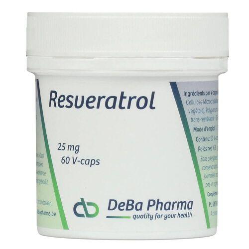 Deba Pharma Deba Resveratrol Deba 25mg